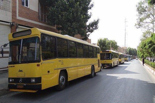 شورای ششم برای نوسازی ناوگان حمل و نقل عمومی اعتبار تخصیص دهد