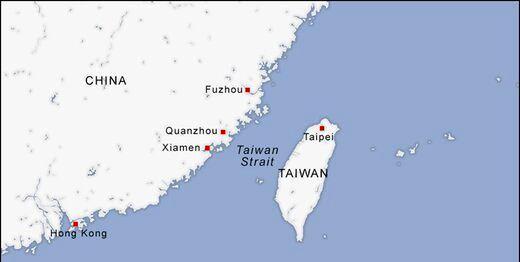 تایوان: برای درگیری نظامی با چین باید آماده باشیم