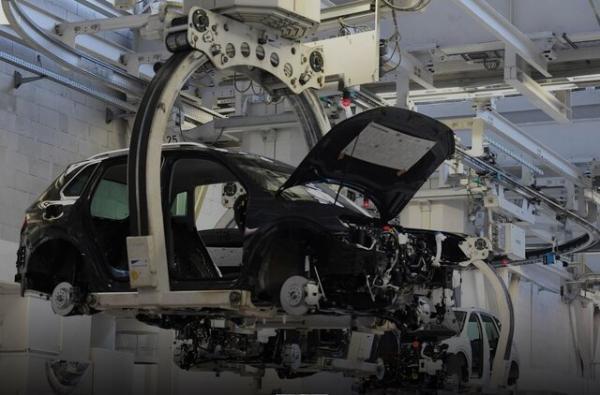 ضرر هنگفت خودروسازان از کمبود تراشه