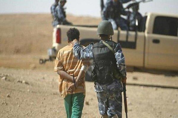 بازداشت تروریست های خطرناک در بابل عراق