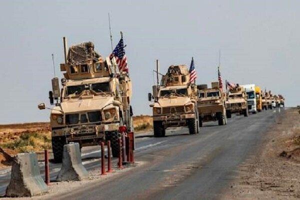 حمله به کاروان نظامی آمریکا در خاک عراق