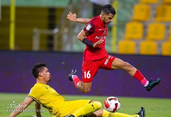 تور دبی: رکوردهای شباب الاهلی در حضور دو ستاره ایرانی خراب شد ، قایدی شاخص ترین بازیکن دربی دبی شد